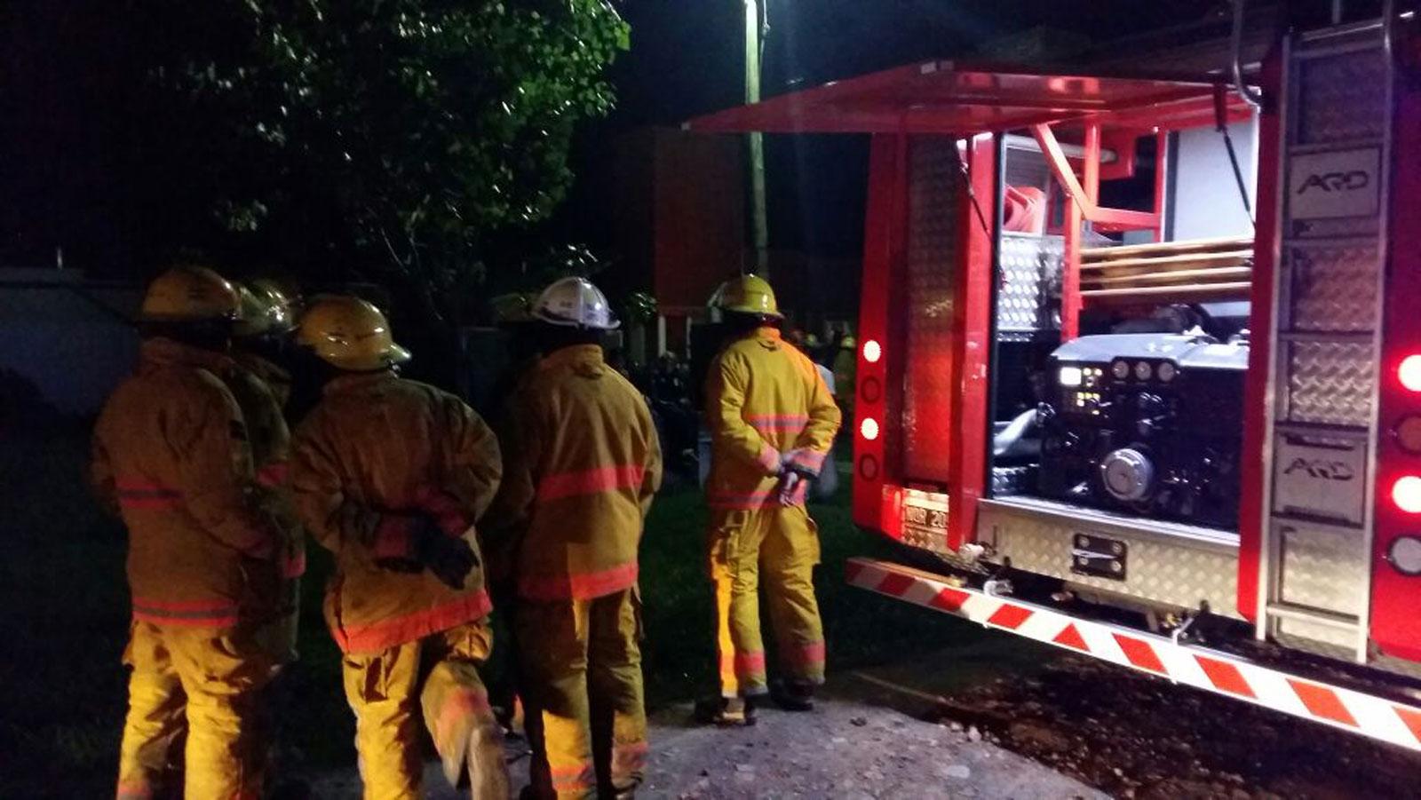 Los Bomberos acuden a las emergencias y consigo traen su arduo conocimiento.