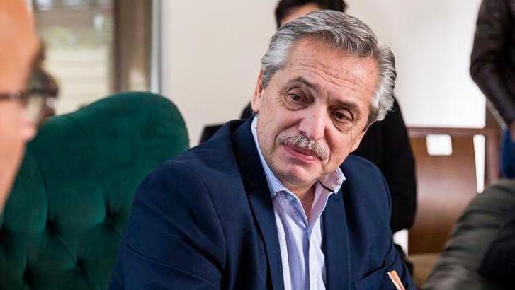 El candidato peronista salió en defensa del legislador K.