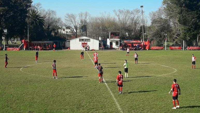 Atlético Pujato arrancó como en el apertura, tres jugados, tres ganados.