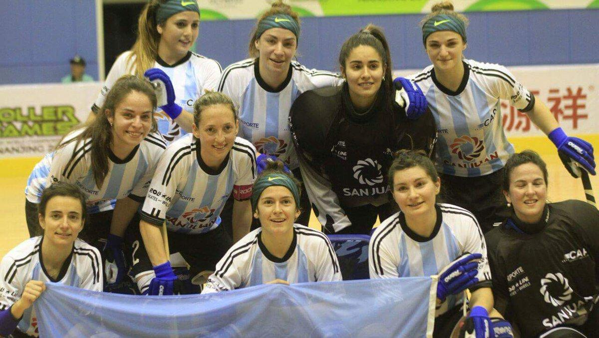 Las Águilas que derrotaron a Chile en semifinales y van por la copa mundial.