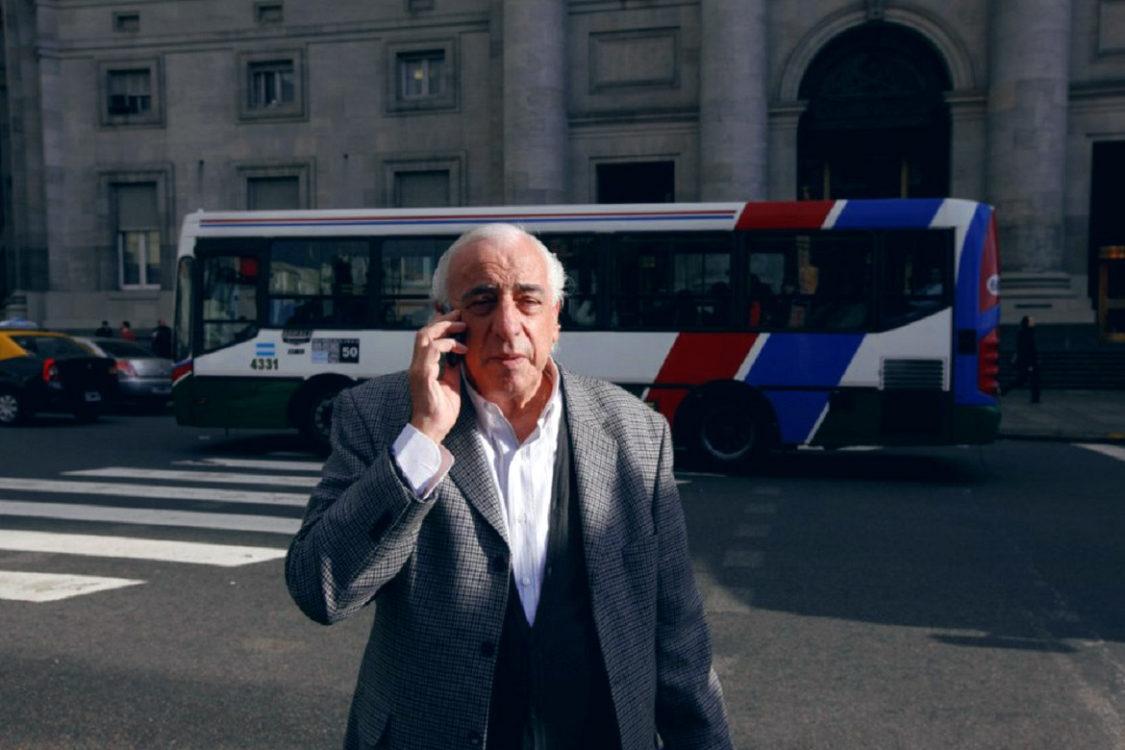 Roberto Fernández, titular nacional de la UTA.
