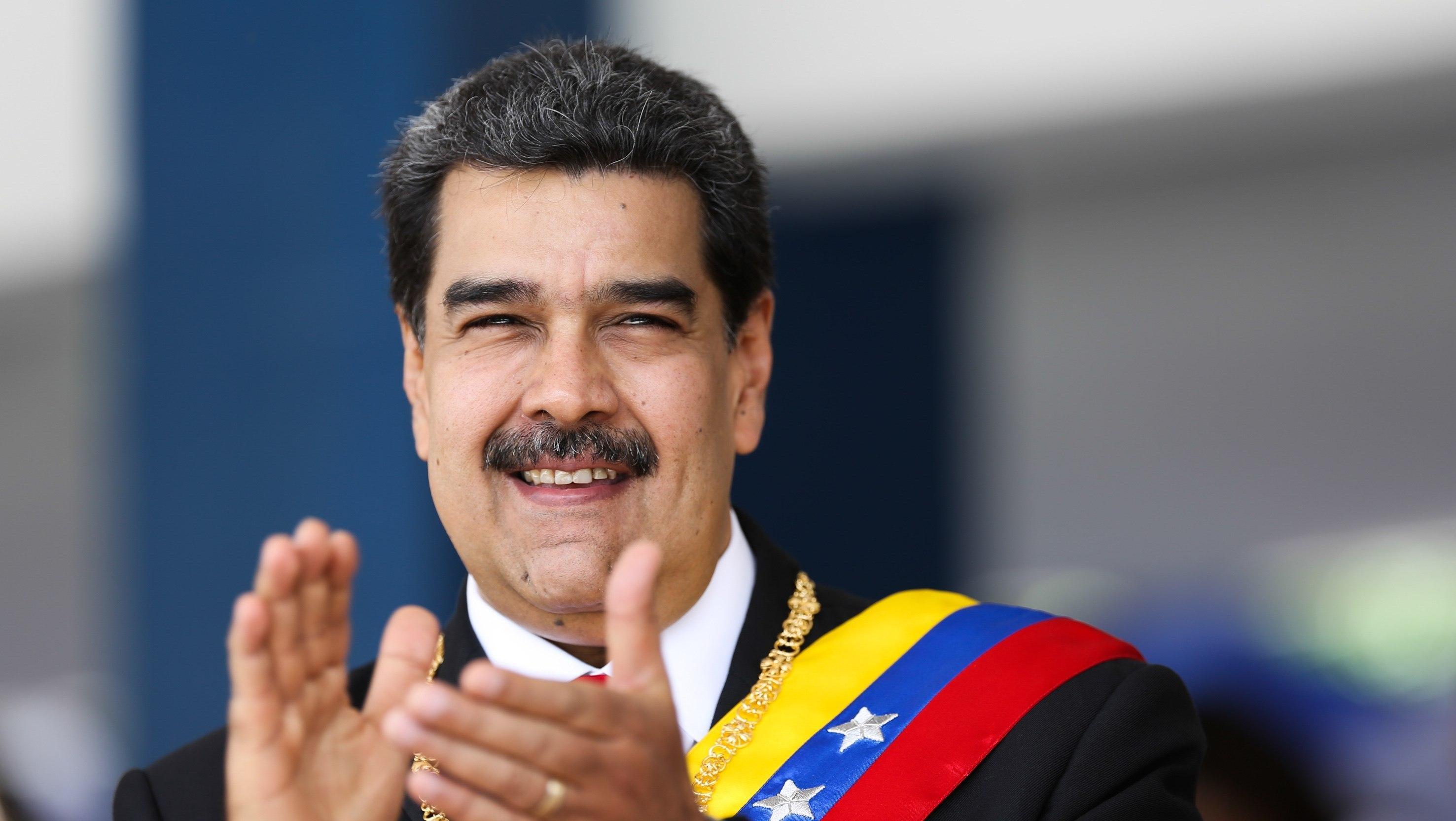 Nicolás Maduro (Foto de EFE)