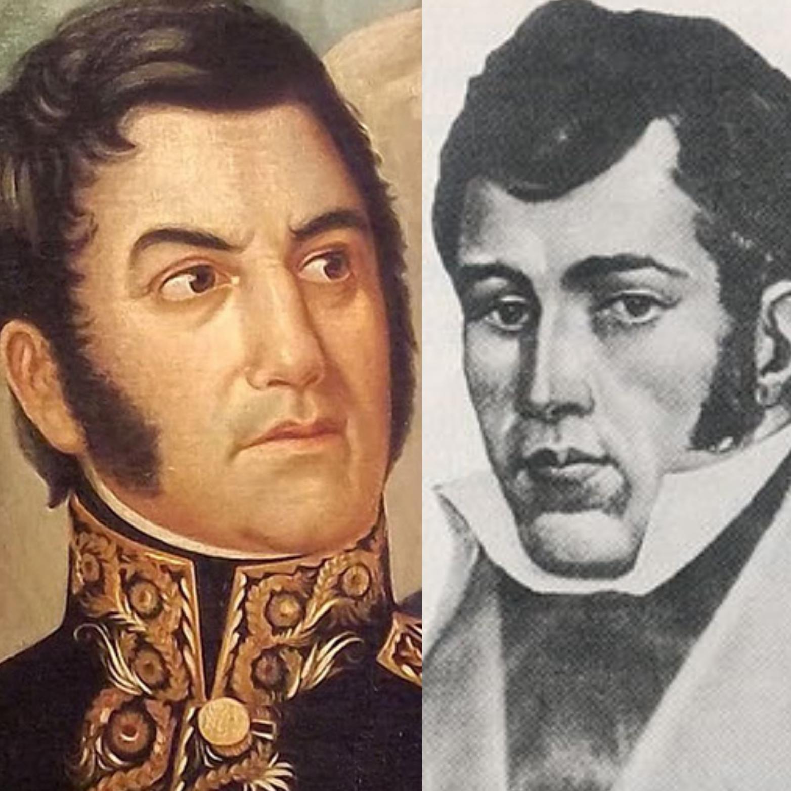 San Martín presionaba a Godoy Cruz para declarar la Independecia.