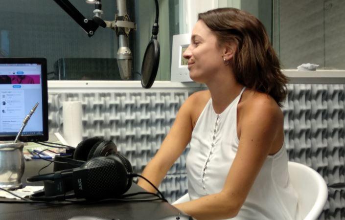 Diputada Lucila De Ponti.