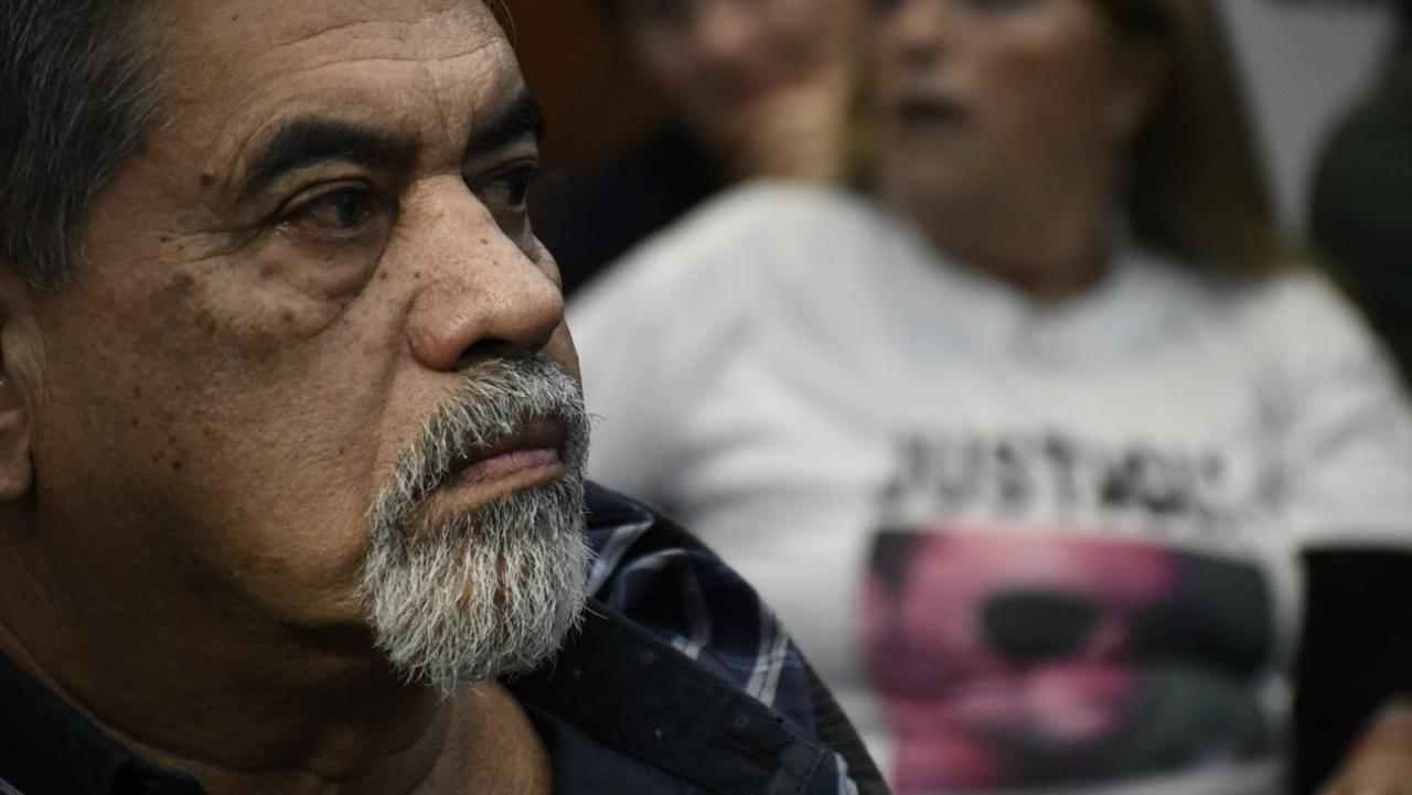 García escuchó el fallo sin expectativas (Rosario Plus)