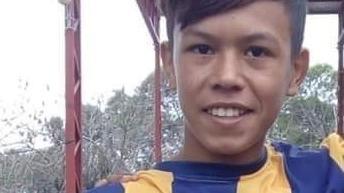 A Diego Román lo asesinaron. Su cuerpo apareció en un descampado.
