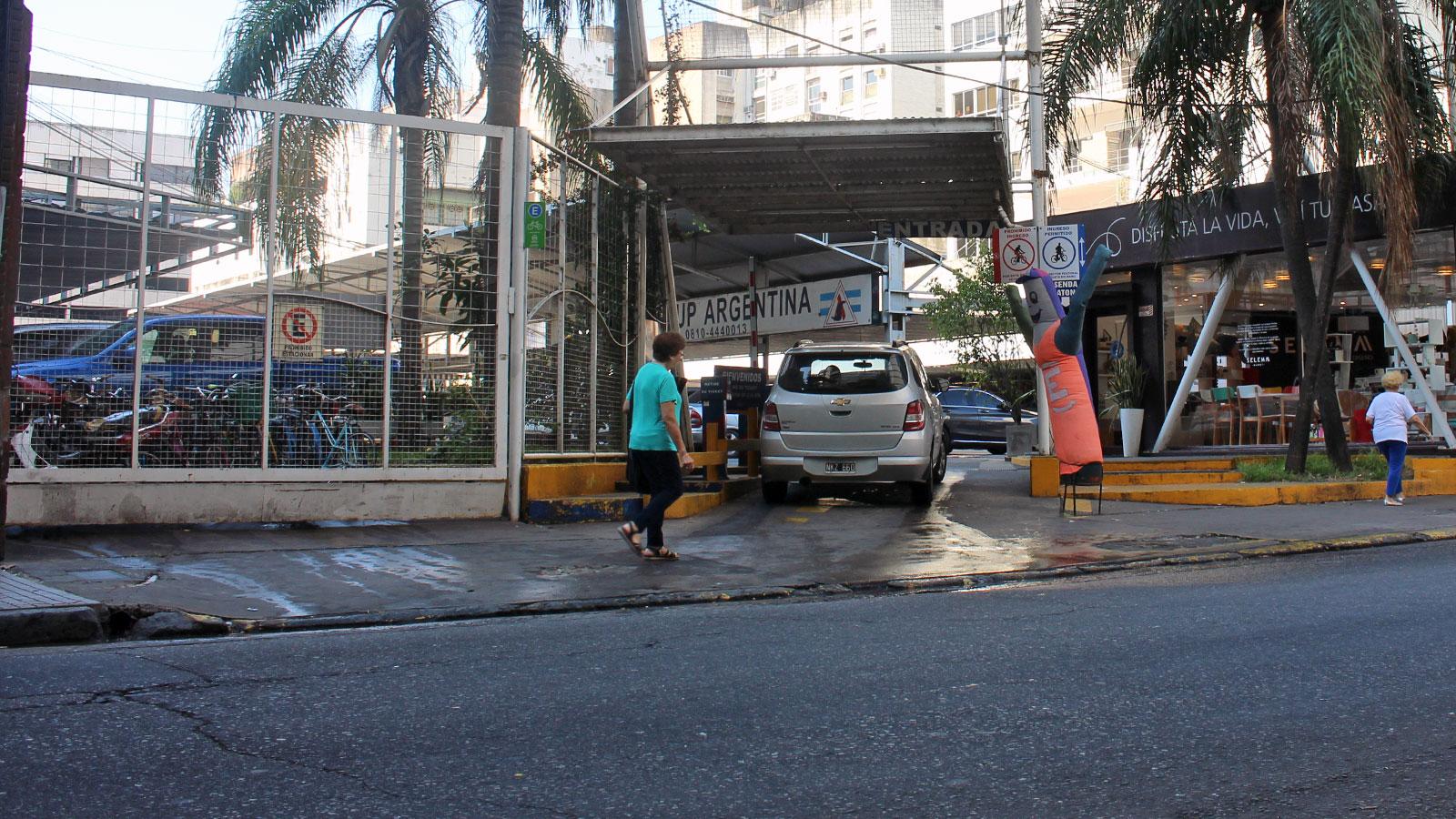 La urbanización se erigirá sobre la actual playa de estacionamiento.