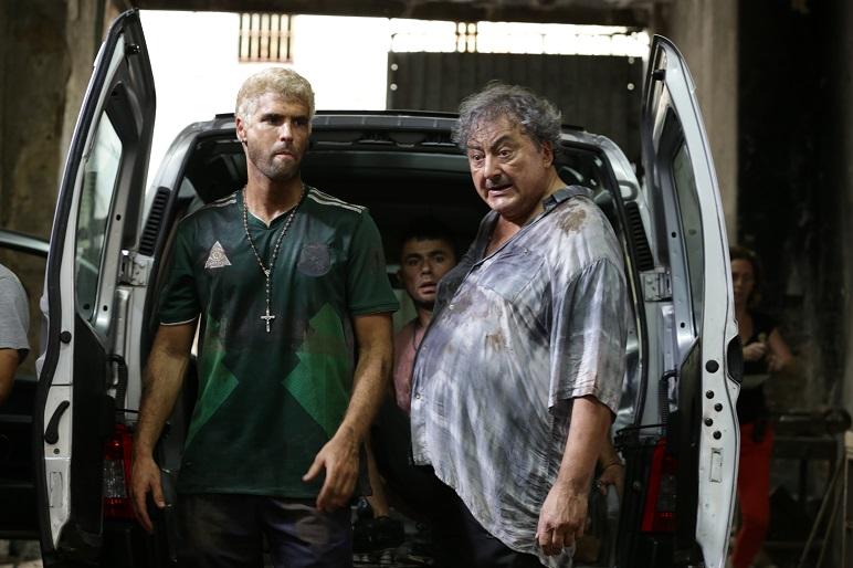 En esta temporada, los hermanos Borges tienen el control del penal y deben proteger al hijo de un empresario que cayó preso. (Télam)