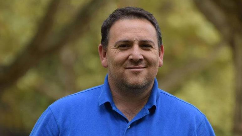 Morales asumió como asesor de la comunidad el año pasado.
