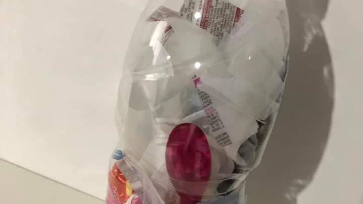 Las eco botellas llegan para aportar al cuidado del medioambiente.