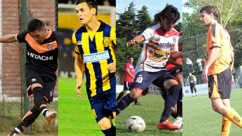 Caras nuevas para el Clausura. Leo Silva, Schulze, Pereyra y Fer Gelatini.