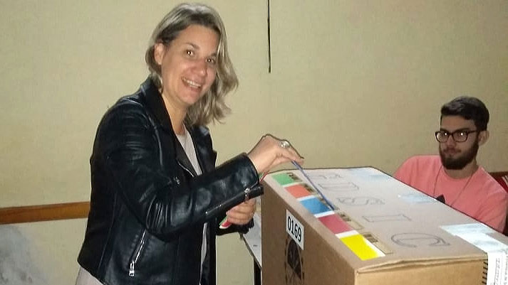 Manuela Bonis busca su lugar en el Concejo.