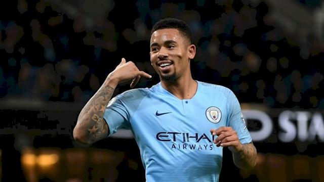 La promesa de Brasil ya triunfa en el Manchester City.