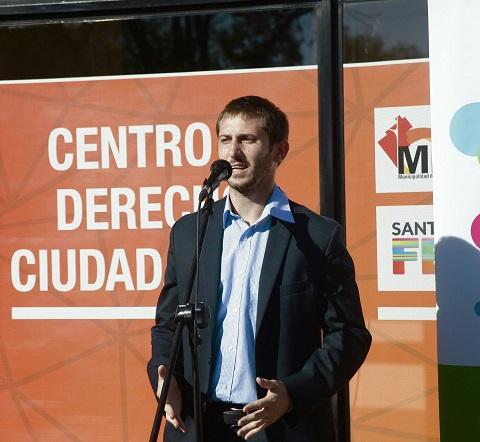 Leonardo Barucca alertó sobre el accionar de estafadores contra jubilados.