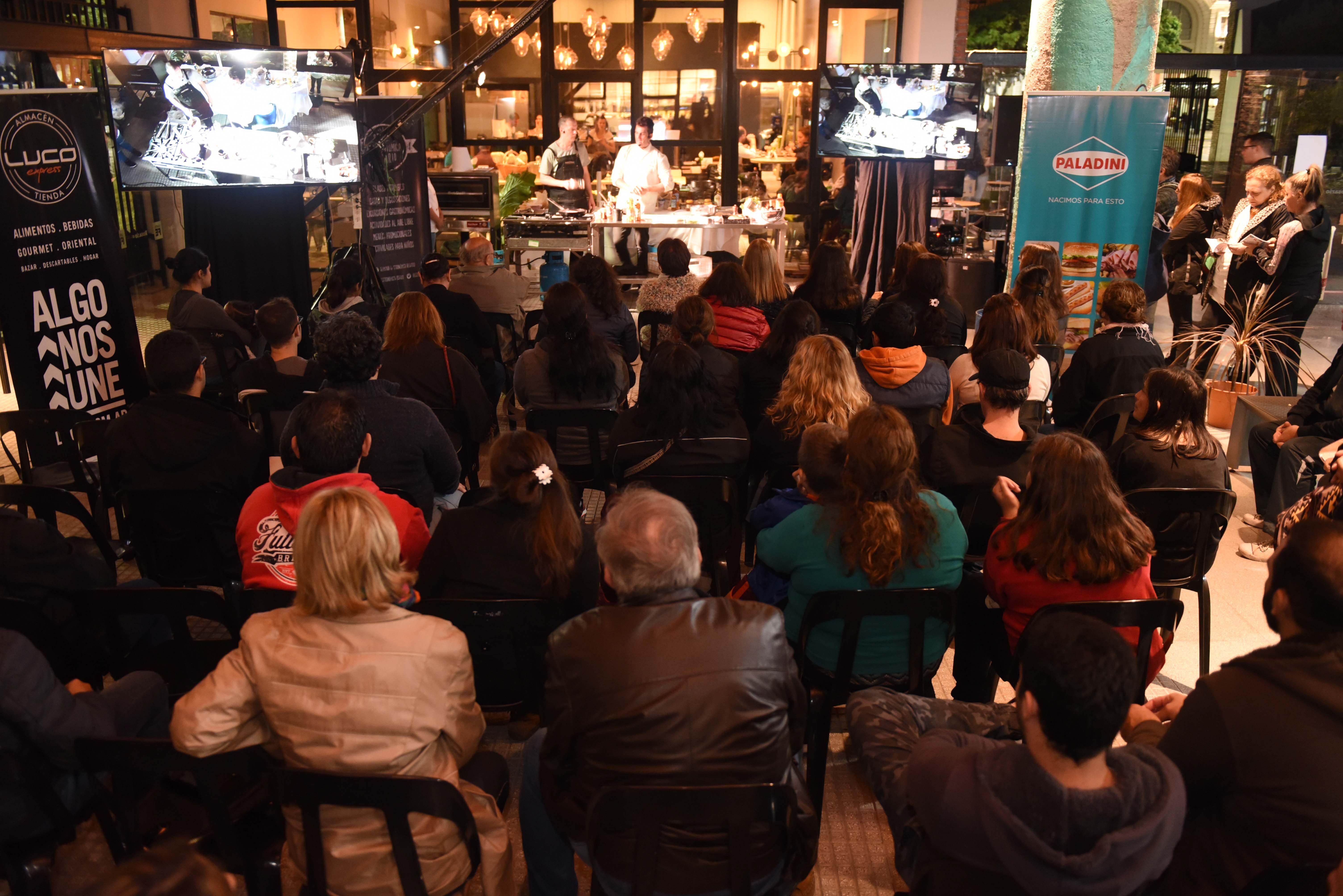 El cierre contará con talleres para aprender de cocina y charlas de másters.