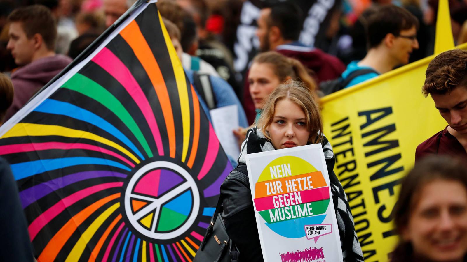 La moción pretende que nadie en Alemania sea perjudicado por su elección sexual.