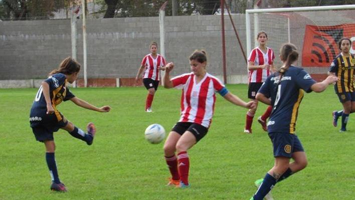 El fútbol femenino gana terreno en la región y ya es un hecho en la LCF.