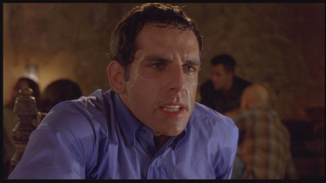 Ben Stiller en la película Mi novia Polly