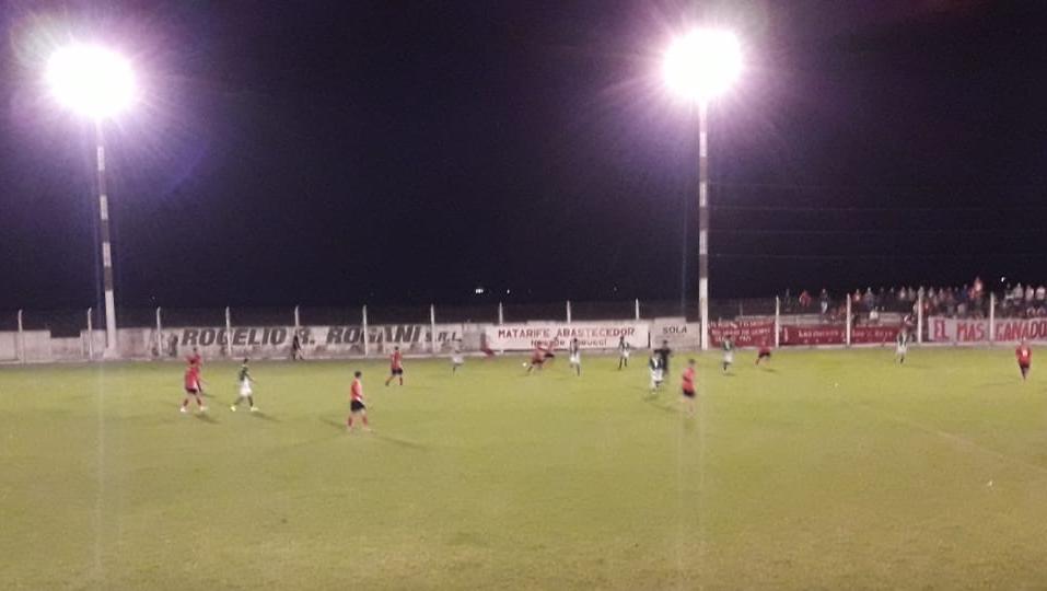 El miércoles se vivió un partido mas que tenso en la Villa Deportiva.