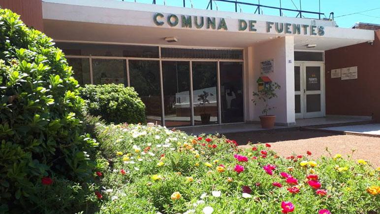 La Comuna de Fuentes se vio envuelta en un problema de filtración de información.