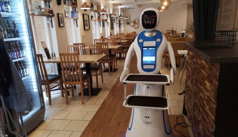 """""""Desaparecen los empleos donde no se aplica la nuevatecnología"""", asegura Csizmadia."""