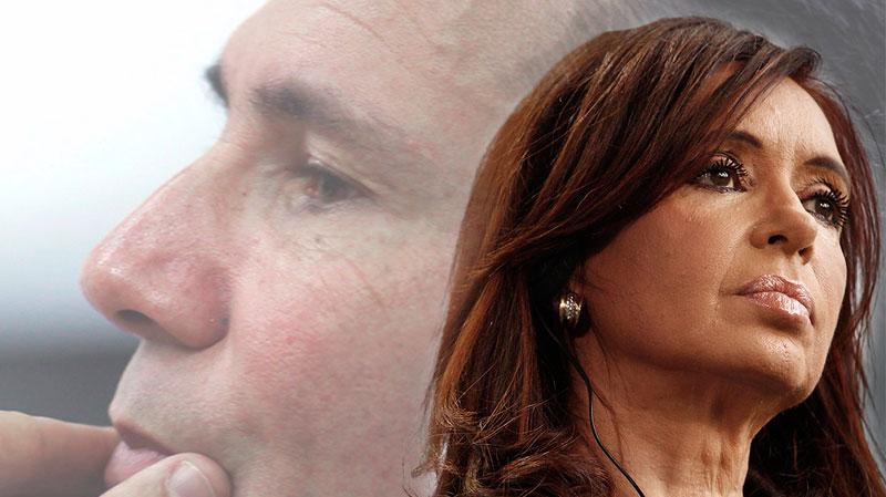 Cristina fue denunciada por traición a la Patria por Nisman (Rosarioplus)
