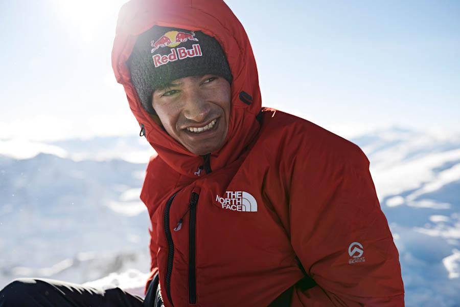 Uno de los alpinistas que se encuentra desaparecido.
