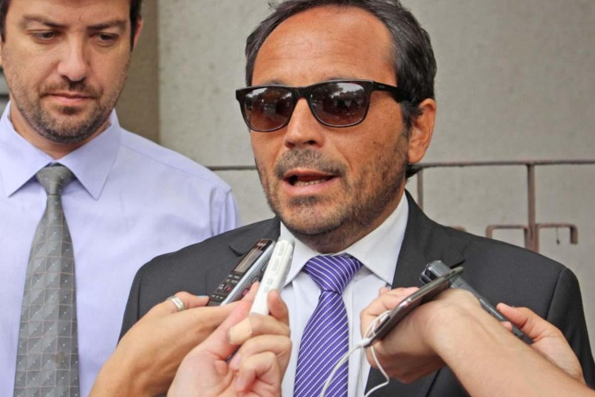 El fiscal Adrián Spelta llevó adelante la acusación en el juicio.