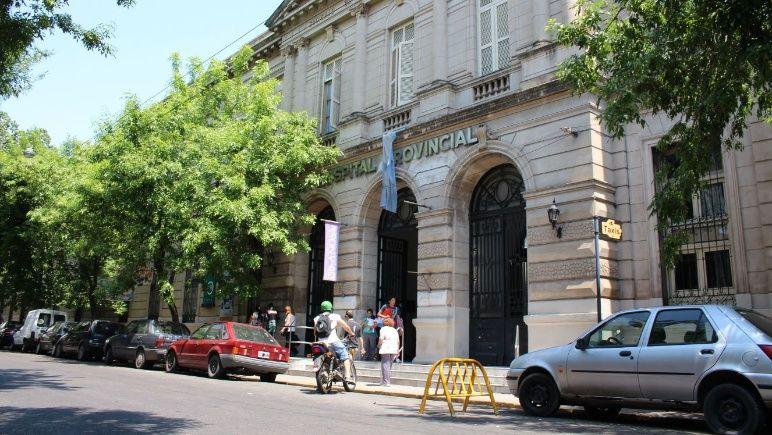 Ordóñezse descompuso en laseccional 29ª, y terminó en terapia intensiva del Hospital Provincial.