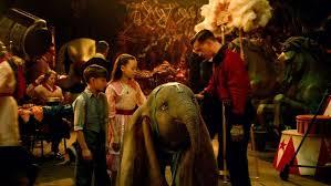 Dumbo se queda una semana más.