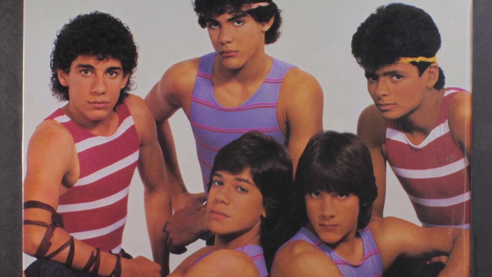 El combo juvenil del pop que hizo historia en los lejanos '70 y '80.