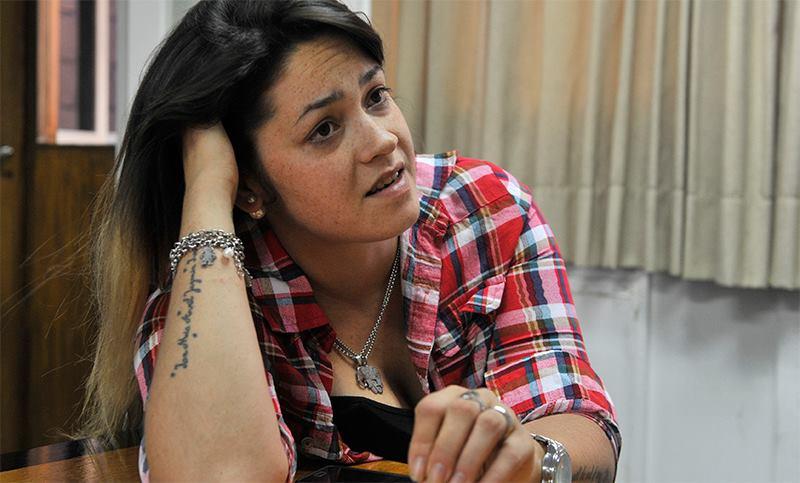 Leila no quiere dinero, quiere que le permitan trabajar para mantener a sus hijos.