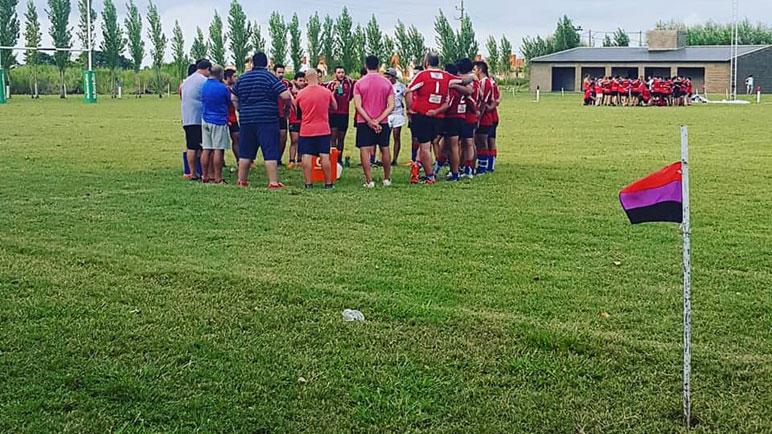 Primera prueba para el rugby de Casilda.