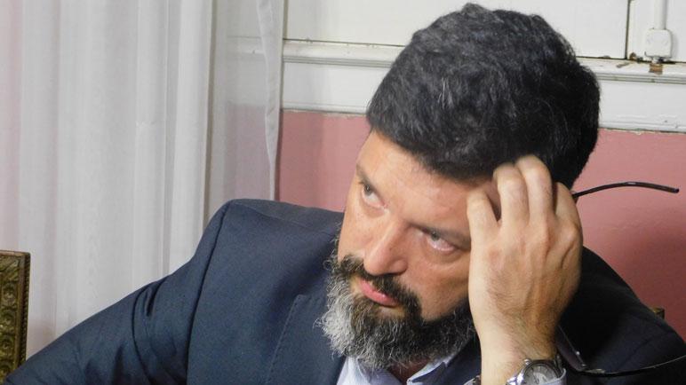 Walter Jurado, fiscal de la causa.
