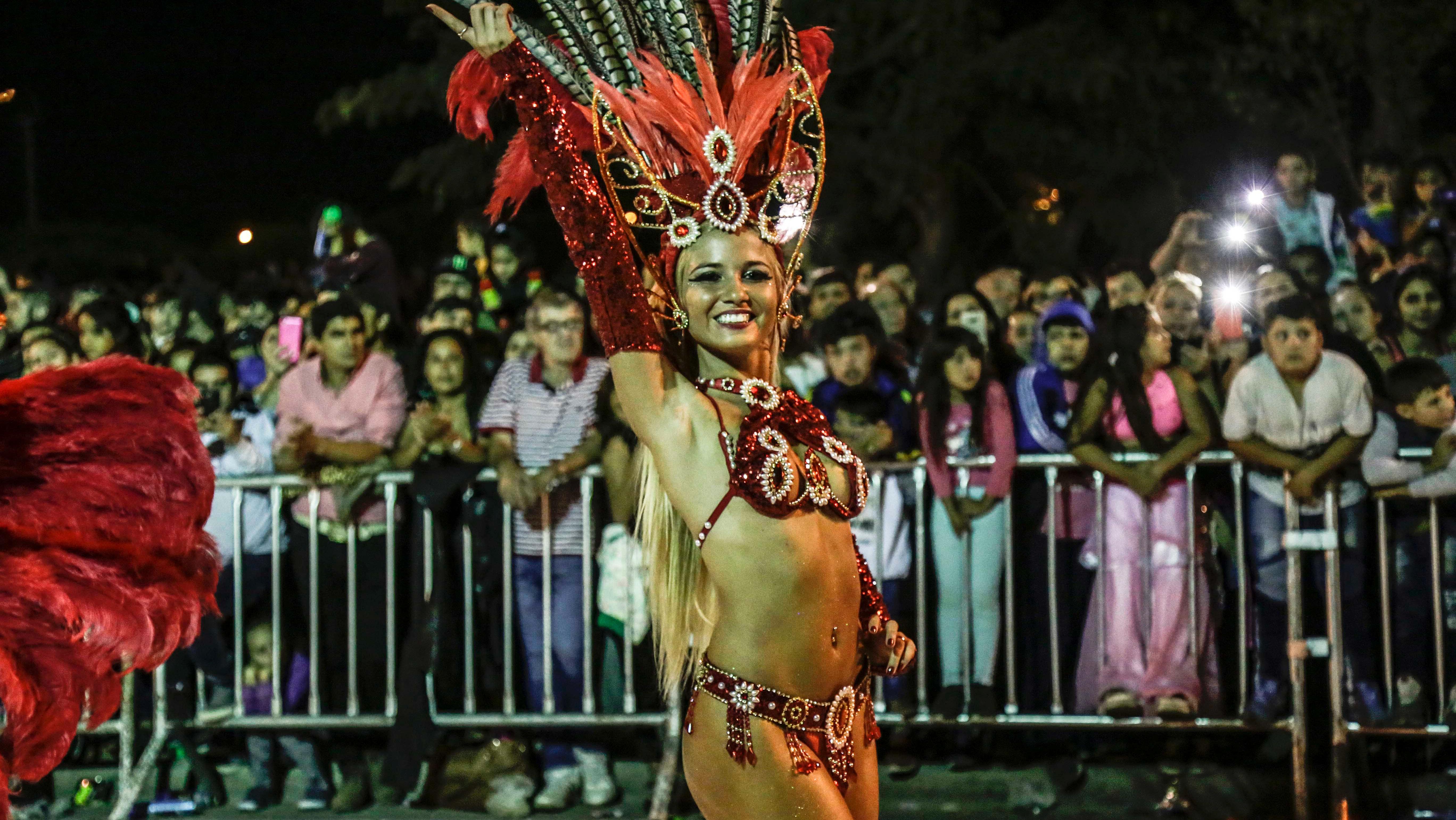 El carnaval quiere copar