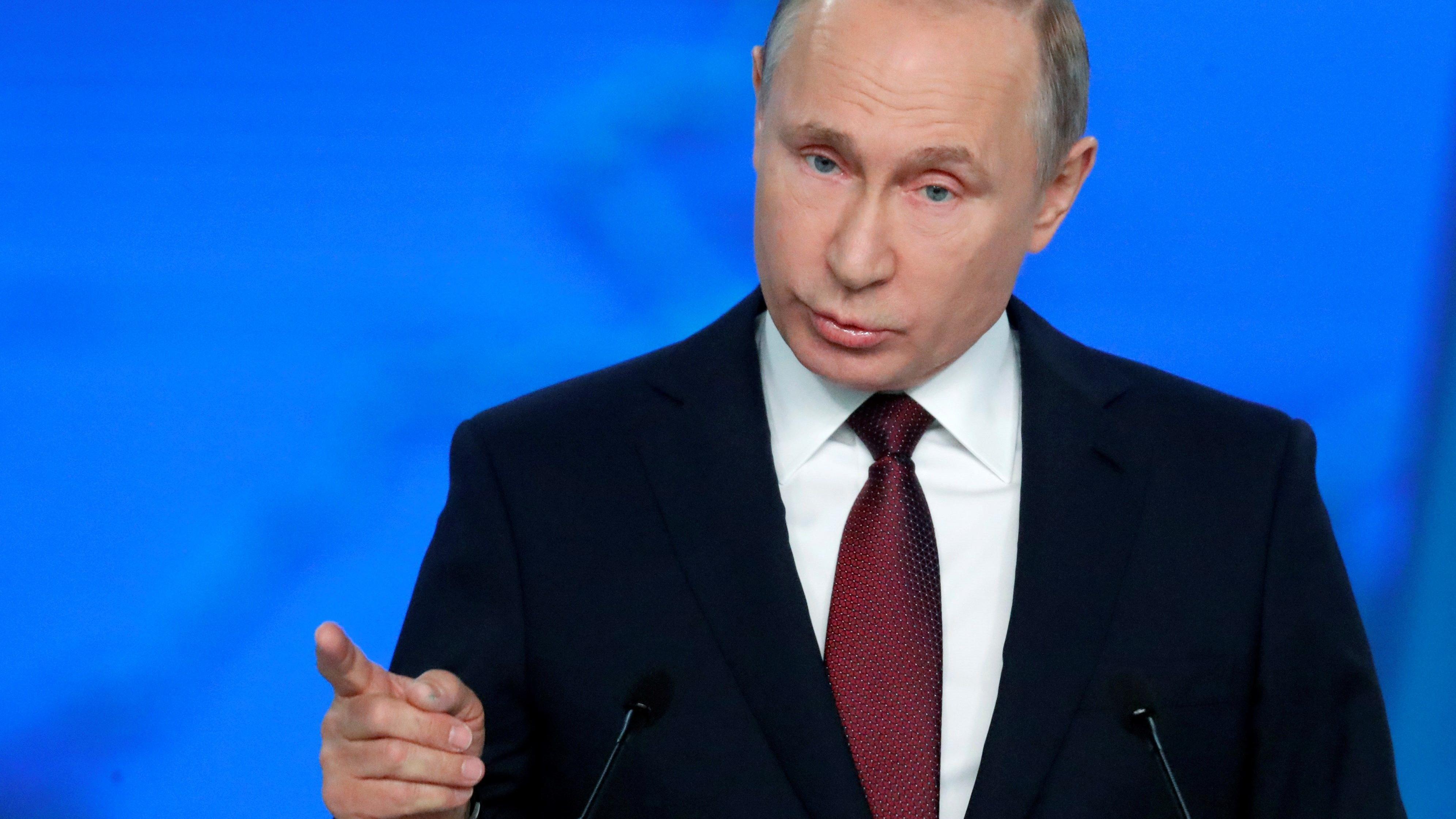 Putin advierte con represalias a Estados Unidos (EFE)