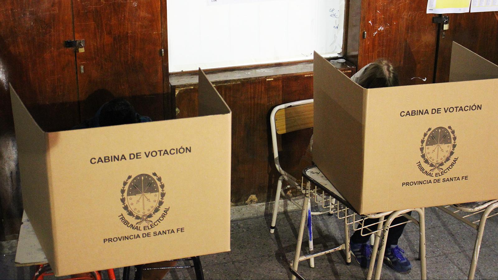 En las elecciones se utilizaráel cuarto oscuro y la boleta única.