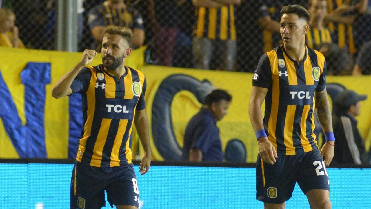 Allione y Zampedri seguirán en el equipo titular (Rosarioplus)