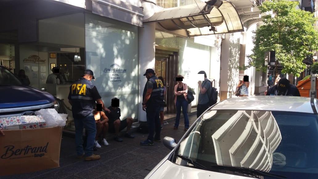 Fue detenido en Italia y Mendoza por las balaceras a los funcionarios judiciales.