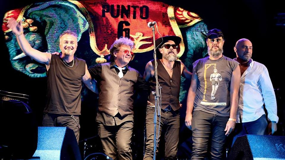 La banda Punto G será de la partida para los festejos del bar de la cortada.