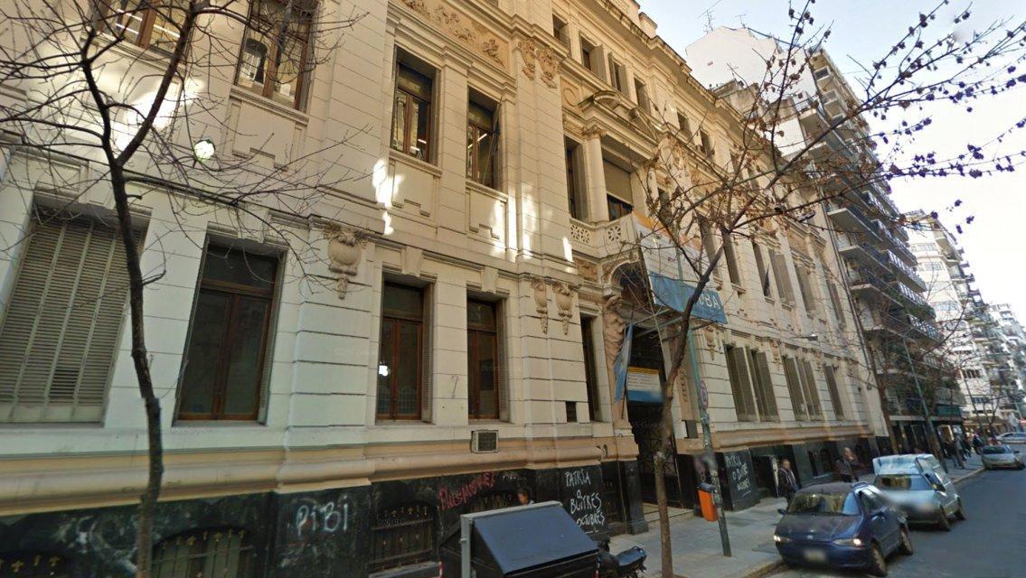 El Colegio Carlos Pellegrini