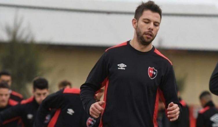 Leonardo Grimi solo disputó un partido por Copa Santa Fe.