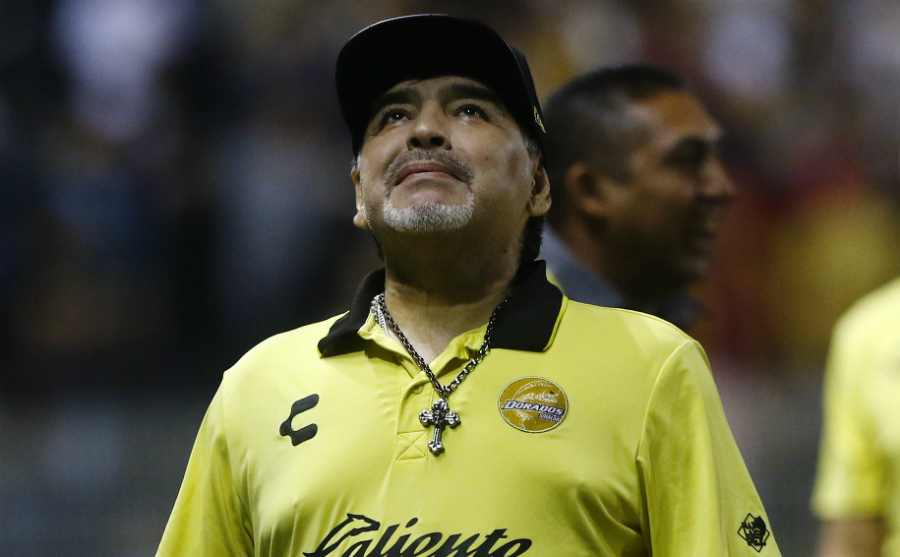 El mejor de la historia del fútbol despidió a la joven promesa santafesina.