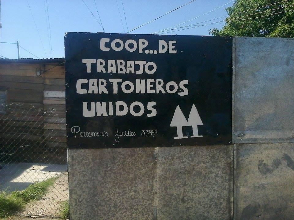 La sede de la cooperativa está ubicada en Carrasco 2075, en barrio Empalme Granero.