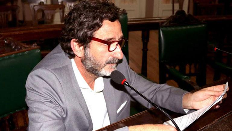 """El Concejal dialogó con El Equipo de la Mañana y apuntó al Medido como """"ilegal."""""""