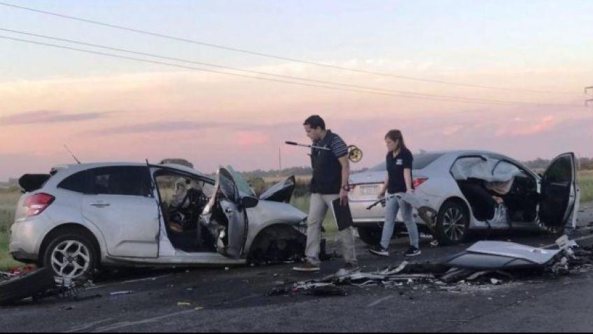 La cifra de víctimas fatales por accidente en rutas trepó a 447 en 2018.