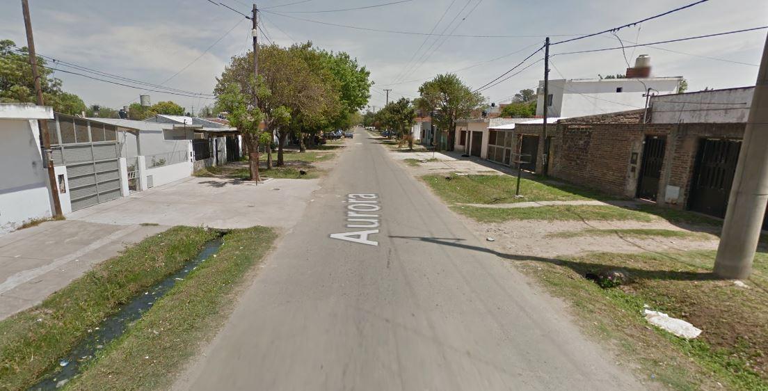 La tragedia ocurrió en Aurora al 3600, del barrio Plata, en zona sudoeste.