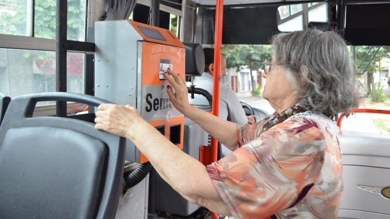 Desde comienzo de año el TUP no emite tickets con el saldo de viajes.