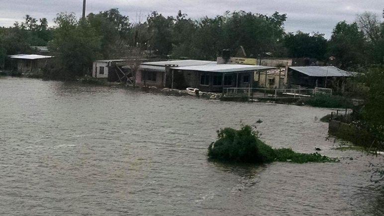 Cada comuna y ciudad recibió la asistencia para paliar los daños.