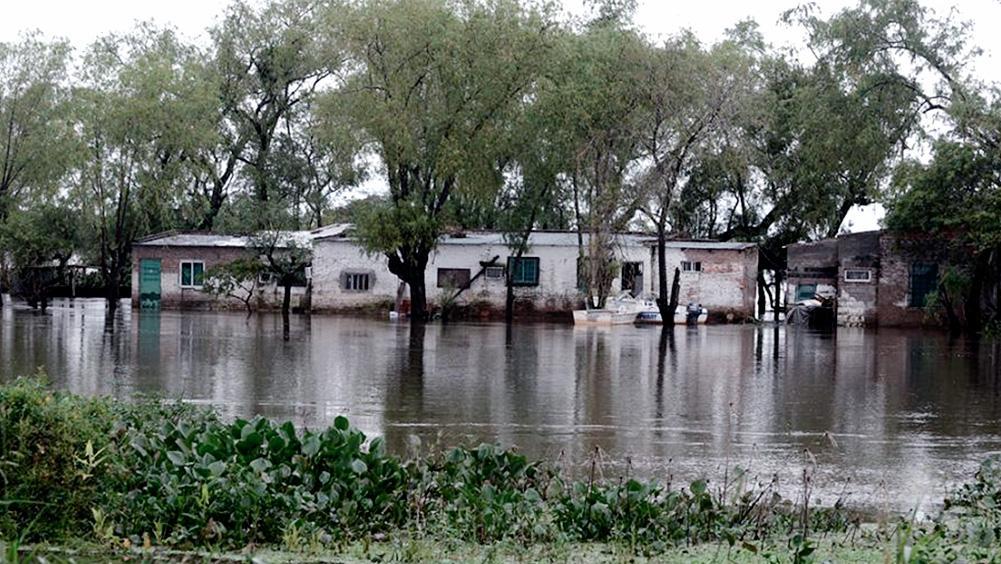 Pasaron casi 16 años de la recordada inundación (Foto de Télam)